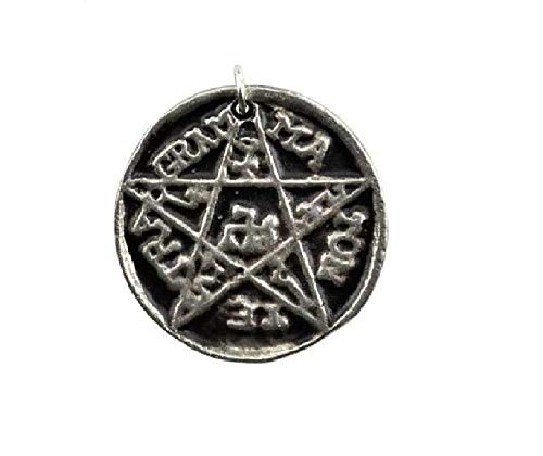 Pentagram of Solomon Protection from Curses and...