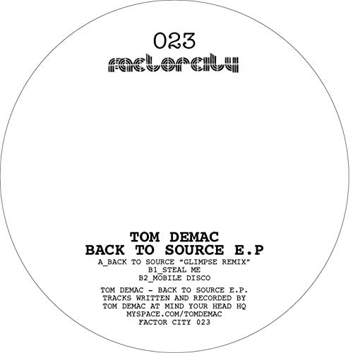 Tom Demac