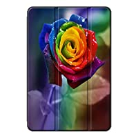Fuleadture iPad mini 4/iPad miniケース,PUレザー&PC 三つ折タイプ 耐久性 キズ防止 保護ショックプルーフ 三段角度調節 保護ケースカバー iPad mini 4/iPad mini Case-ac504