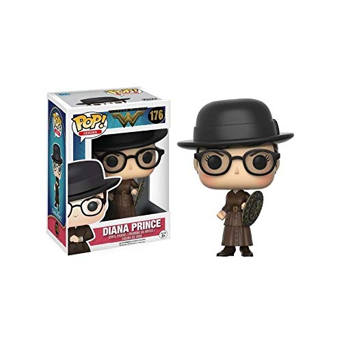 Funko 14012 Wonder Woman Movie Figura Diana Prince W/Shield