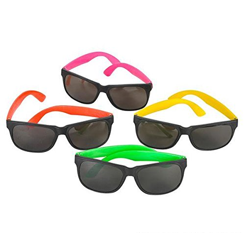 Buy Bargain DollarItemDirect Neon Sunglasses, Case of 300