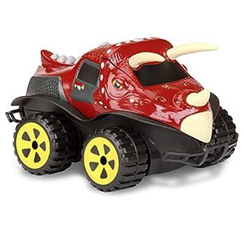 Kids Galaxy - RC 2.4 Ghz Mega Morphibians Amphibious Vehicle Dino