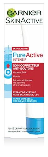 Garnier Skin Active Pure Active Intensif - Tratamiento corrector antigranos 40ml