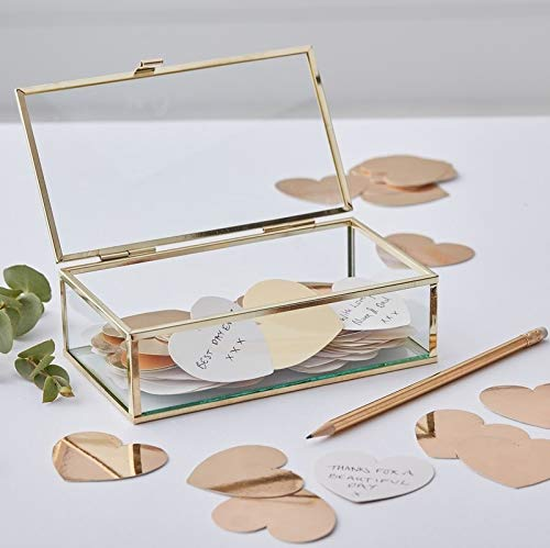 van harte -  Glasbox Gold