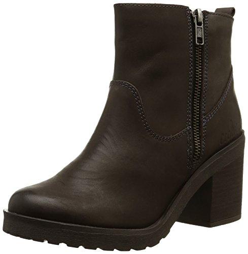 Coolway IGGY, Damen Kurzschaft Stiefel, Braun (BLK), 36 EU