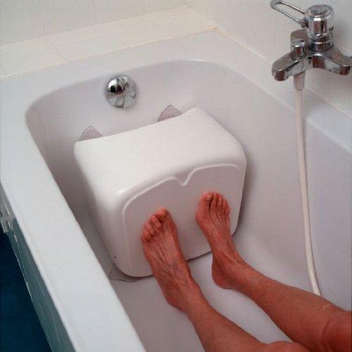 Behrend-Homecare 25095000 Badewannenverkürzer, weiss, Kunststoff