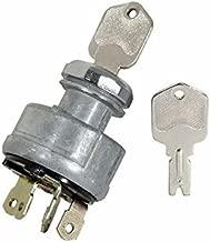 Ignition Switch Forklift 272041 Hyster -Yale - Crown - clark 2 keys, Anti Restart