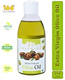 Mesmara Organic Extra Virgin Olive Oil 200 ml (Jaitun Oil) for cooking,skin and hair