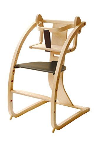 SdiFantasiaBambini+babysetダークブラウンSTC-02赤ちゃんも子供も大人も使えるいす日本製