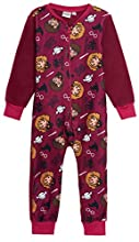 Harry Potter Onesie Ultimate - Pijama unisex de forro polar para niños y niñas