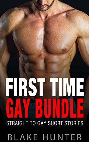 First time gay bundle: Straight to gay short stories (English Edition)