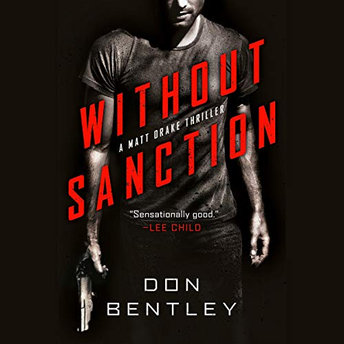 Without Sanction Audiobook By Don Bentley cover art
