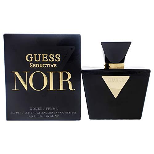Seductive Noir by Guess Eau de Toilette Spray 75ml