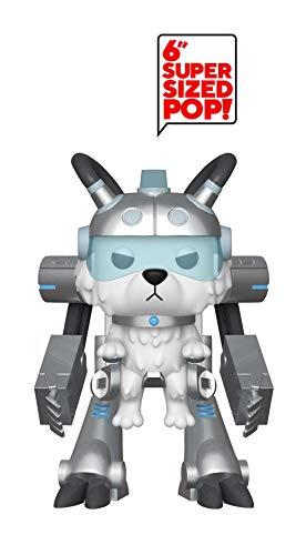 Pop! Figura de Vinilo: Animación: Rick & Morty S6 - Snowball in Mech Suit