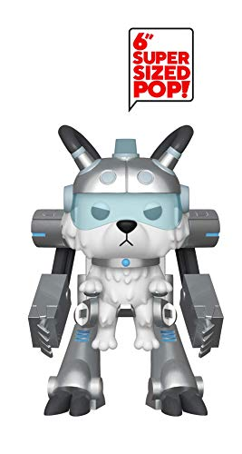 Pop! Figura de Vinilo: Animación: Rick & Morty S6 - Snowball in Mech Suit