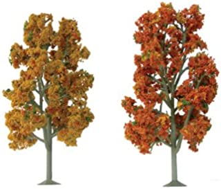 "JTT Scenery Products Super Scenic Series: Fall Sycamore, 2.5"" to 3.5"" Height"