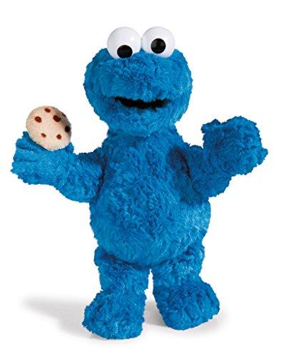 Nici 41958 - Peluche del Monstruo de Las Galletas, Color Azul