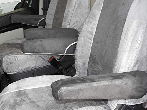 hindermann hoes voor armleuningen originele stoel Fiat Ducato vanaf bouwjaar 07/2006