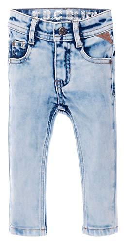 Feetje Coole, helle Skinny Jeans aus Power Stretch Denim in Stoned Blue Boys 1273 (80)