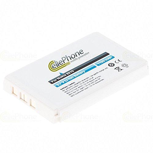 cellePhone Batteria Li-Ion Compatibile con Nokia 8210 3610 5210 6510 7650 8250 8310 8850 8890 8910 8910i (sostituita BLB-2)