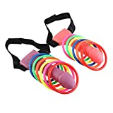 ABOOFAN 2Pcs Bachelor Party Penis Willy Werfen Spiele Penis Dick Werfen Spielzeug für Bachelorette Hen Party Favor Supplies