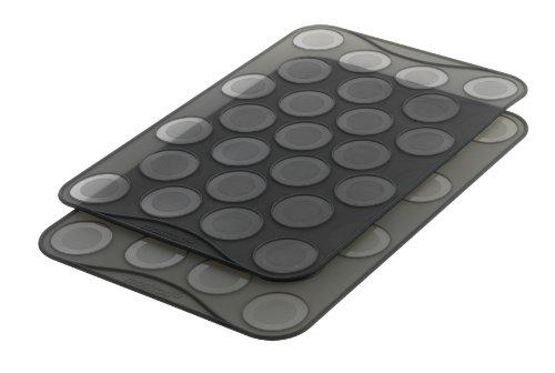 Mastrad F45514 siliconen bakplaat voor Macarons