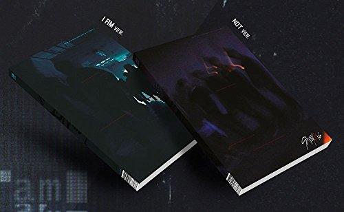 JYP Entertainment Stray Kids - I am NOT [NOT ver.] (1st Mini Album) CD+Photobook+3Photocards+Folded Poster+Extra photocard Set