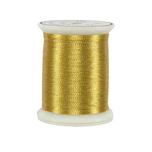 Affordable Superior Threads 10101-N09 Military Gold Metallic Thread, 500 yd