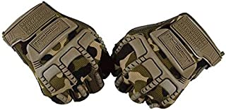Half Finger Gloves Sport Cycling Motorcycle and weight lifting