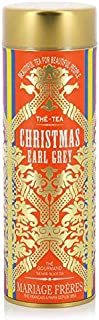 Mariage Frères Paris - Christmas Earl Grey Gourmand schwarzer Tee - 80gr Dose