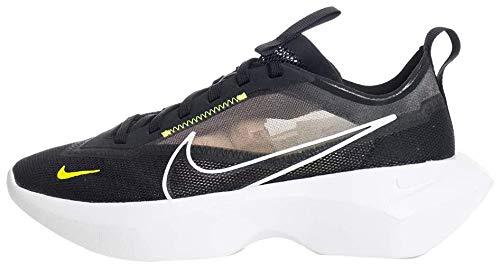 Nike Womens Vista Lite Running Trainers CI0905 Sneakers Shoes (UK 6.5 US 9 EU 40.5, Black White Lemon Venom 001)