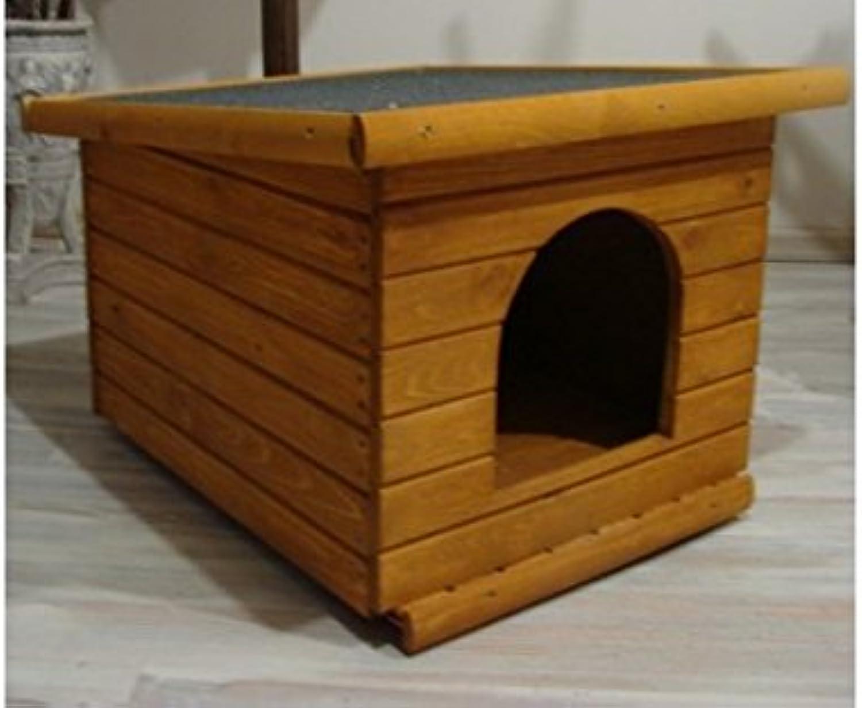 Brand New Wooden Kennel Pet House Garden Patio Weatherproof