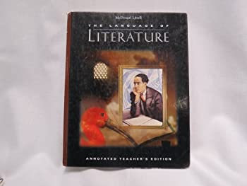 McDougal Littell The Language of Literature Annotated Teacher's Edition Grade 9 0395737117 Book Cover
