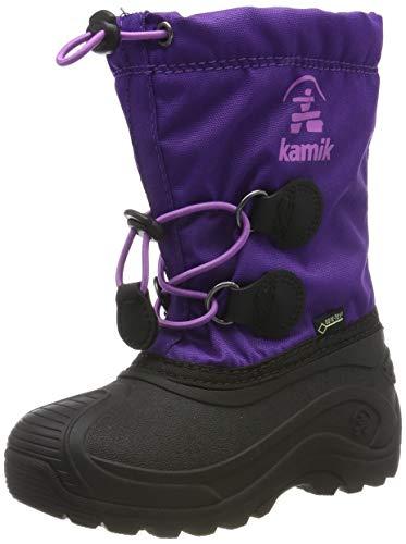 Kamik Mädchen Insight GTX Schneestiefel, Violett (Purple PUR), 27 EU