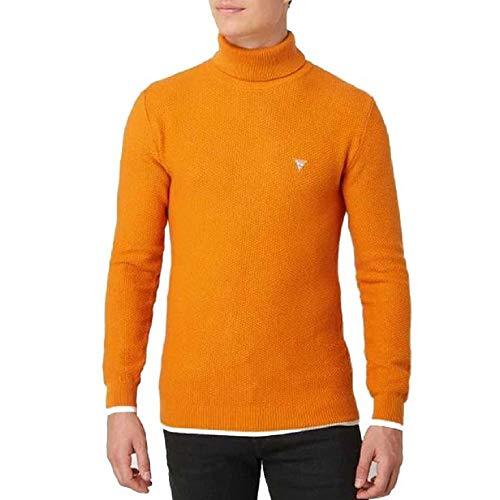 Guess Dolcevita in Rete Colore Arancione Uomo (M)
