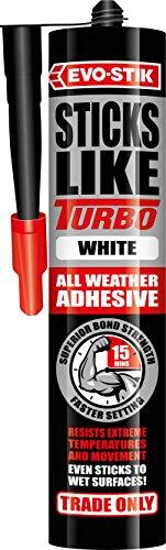 evo-stik 30606786bastoncini come Turbo–bianco