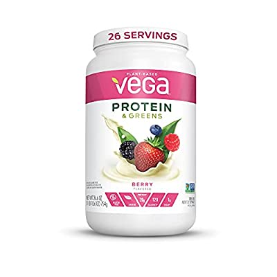 Vega Protein and Greens