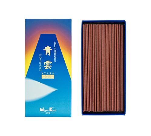 nippon kodo 21101seiun Gold Incenso Blu 16x 8x 3cm