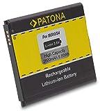 Patona - Batería para Samsung Galaxy S4 i9500 i9505 Galaxy S4 Active i9295 (EB-B600) (incluye protector de pantalla)
