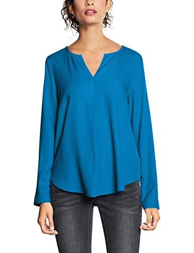 Street One Damen 341747 Bluse, Active Blue, (Herstellergröße:42)