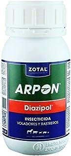 Diazipol 250ml Insecticida animales e instalacione