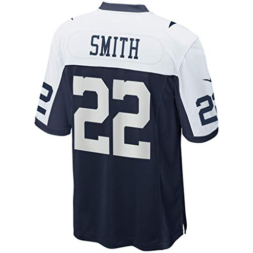 NFL Dallas Cowboys Emmitt Smith Nike Game Jersey, Throwback, M