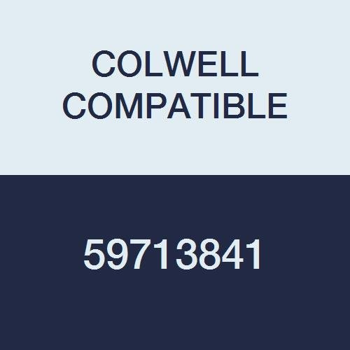 COLWELL COMPATIBLE 59713841 Jewel Tone Color 1 security Max 59% OFF Label Month Code