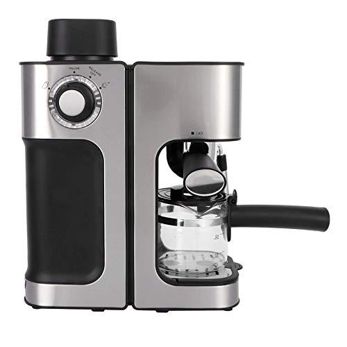 XINL Automatyczny ekspres do kawy, automatyczny ekspres do kawy, trwała struktura, z profesjonalną pompą ciśnieniową, do domu, biura, sal sypialnych