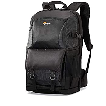 Lowepro Fastpack BP 250 AW II - A Travel-Ready Backpack for DSLR and 15  Laptop and Tablet