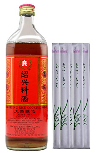 SHAOHSING RICE COOKING WINE 750ML (Golden Brand)