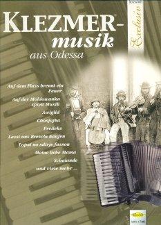 KLEZMERMUSIK AUS ODESSA - arrangiert für Akkordeon [Noten / Sheetmusic] aus der Reihe: HOLZSCHUH EXCLUSIV