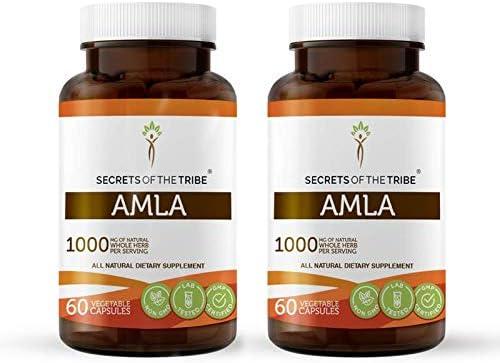 Purchase Amla 60 In stock Capsules 2 pcs. Officin mg 1000 Organic Emblica