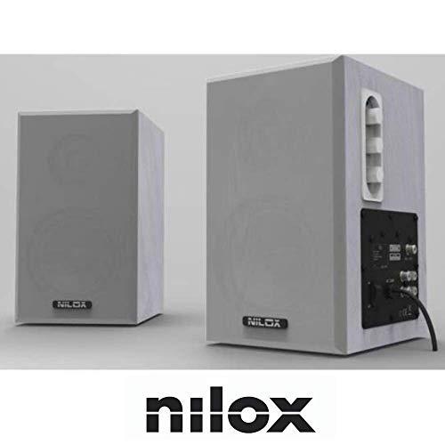 Nilox 4030047557 - Altavoces preamplificados (64W)