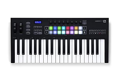 Novation Launchkey 37 [MK3] MIDI Keyboard-Controller für Ableton